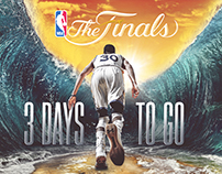 NBA Finals 2017 Creative