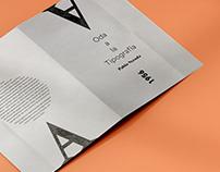 Oda a la Tipografía