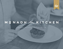 Monadh Kitchen - Branding & Web Design