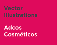 Adcos Cosméticos - Illustrations