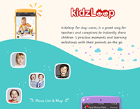 Kidzloop for Daycares and Preschools