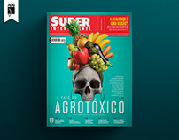 The Country of Agrotoxic [Cover for Superinteressante]