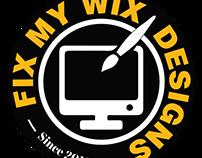 Logo Design Fix My Wix