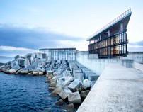 Edificio de Control CCS del Puerto Exterior de Ferrol
