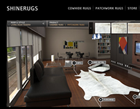 Shinerugs - Website
