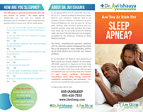 Are You at Risk for Sleep Apnea Brochure