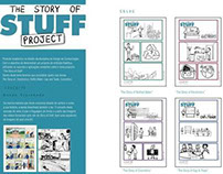 "Philately ""The Story of Stuff"" (academic project)"