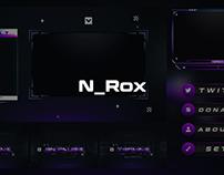 N_Rox Stream Pack