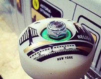 Belief Skateboard Wheel