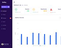 Dofisy - Admin Dashboard Template