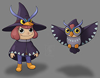 Witching Owl