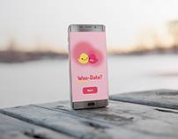 Weadate? | A live weather forecast app