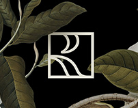 Roots Paysages Brand Design