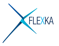 Logo Flexka.