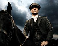 Peaky Blinders Tv Series Poster