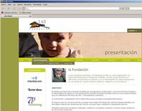 Fundación El Alto website