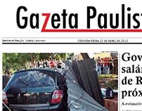Jornal Gazeta Paulistana
