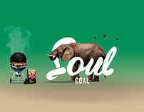 Soul Coal: Brand Identity & Packaging