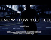 I Know How You Feel [SHORT FILM]