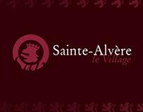 LE VILLAGE DE SAINTE-ALVÈRE