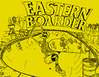 Van Graphics -- Eastern Boarder