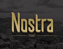 Nostra Font