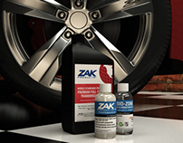 3D product modeling for Zaktek