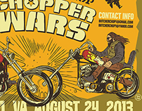 Chopper Wars Poster