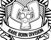 Rare born - Many Faces exhibition, December 2010