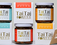 TaiTaiFon brand design