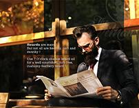 beard man project