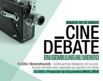 Flyer | ONG Movimiento Ecológico