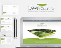 Lawn Culture Branding & Website