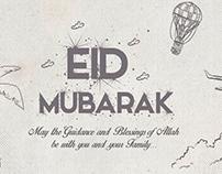 Eid Facebook Covers