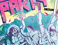 Capitol Hill Block Party, Poster Design