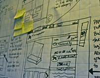 Interaction Design, UX design, Storyboarding