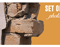 3D SCAN STUDY - Set of Bricks