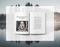 Aurora Magazine - Editorial Design