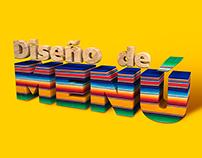 Menús - Rosa Mexicano