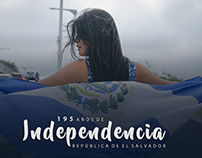 ¡Vive la Independencia!
