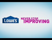 Lowe's Product Demos