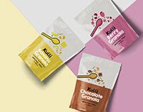 Kulli Baking - Brand and Packaging design