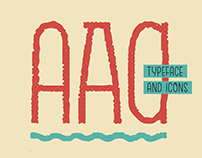 Escalope — typeface