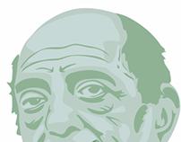 Luis Buñuel Portrait