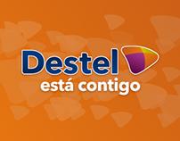 Rebranding Destel TV Cable