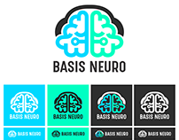 BASIS NEURO LOGO DESIGN