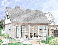 Ouz House sketch