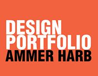 Ammer Harb - Design portfolio