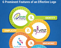 6 Prominent Features of an Effective Logo