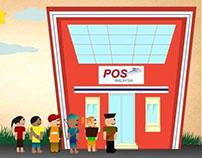 Maybank - POS Malaysia SBS Youtube Ad